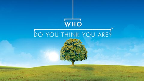 image form TV show Who Do You Think You Are?