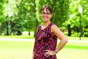 Biology Professor Rachel Bowden turtles climate change