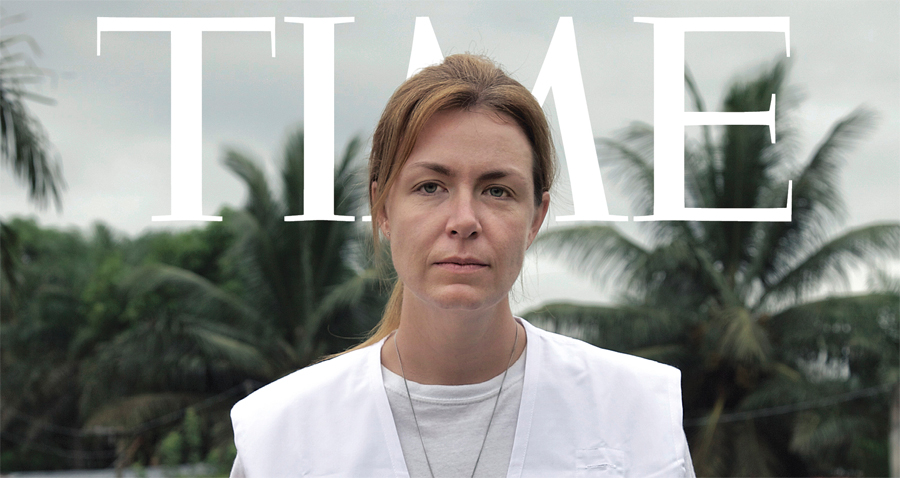 Image of Ella Stryker from Time magazine