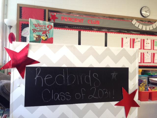 Class of 2031 Redbirds