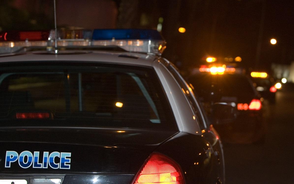 Police car generic