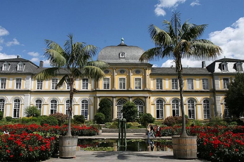 University building in Bonn