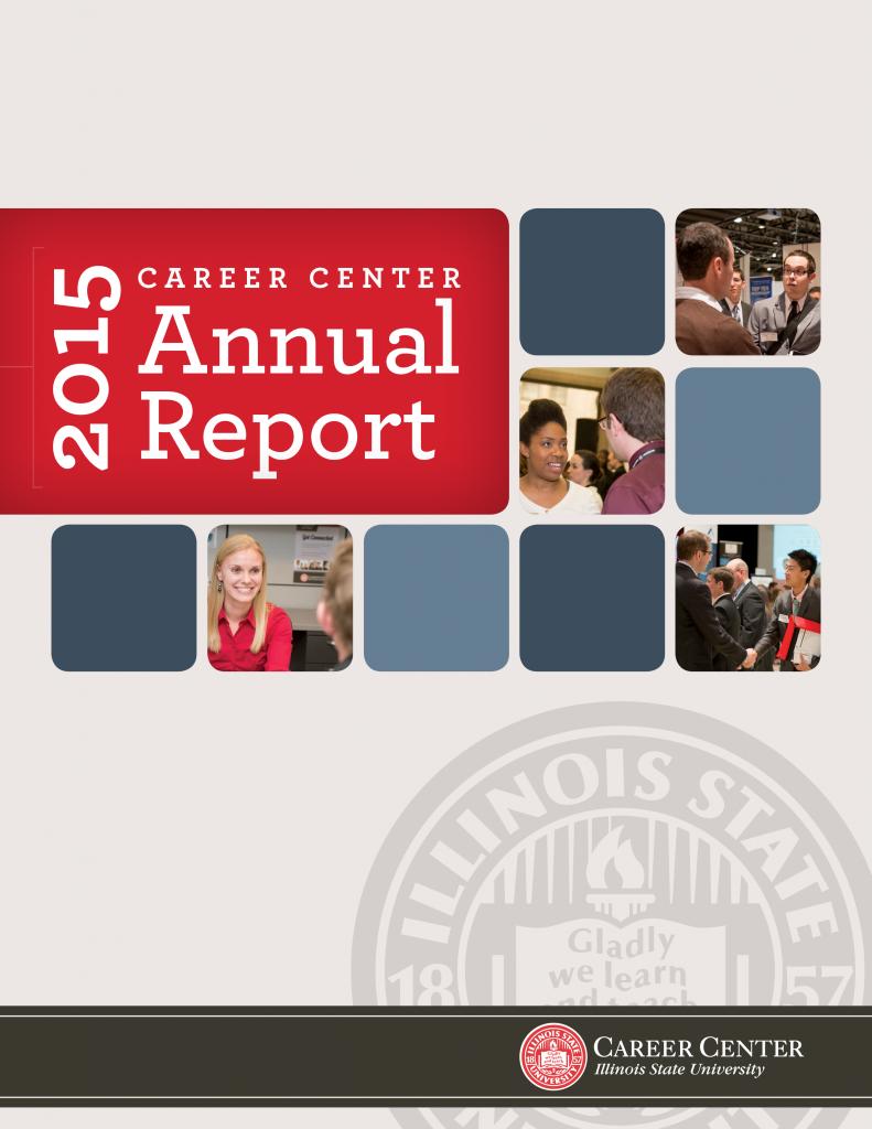 Career Center annual report