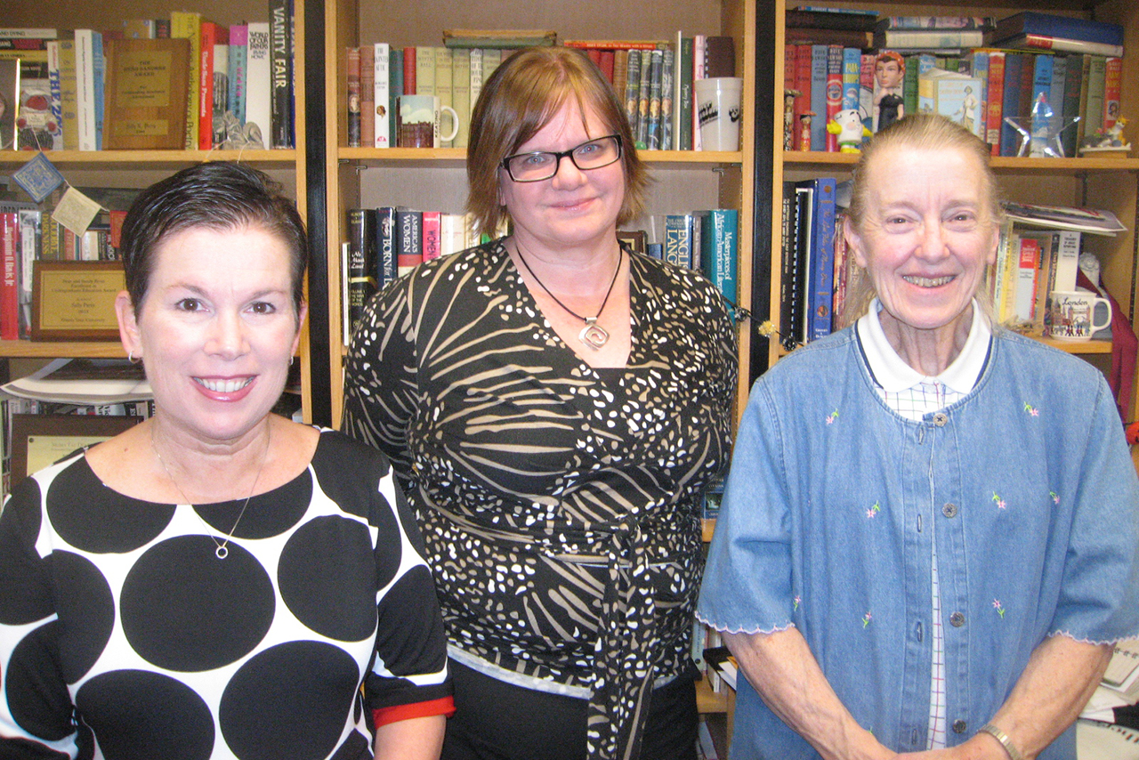 College of Arts and Sciences Outstanding Faculty Researchers
