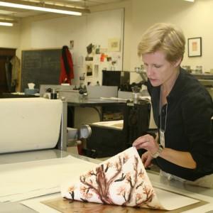Sarah Smelser, professor, School of Art
