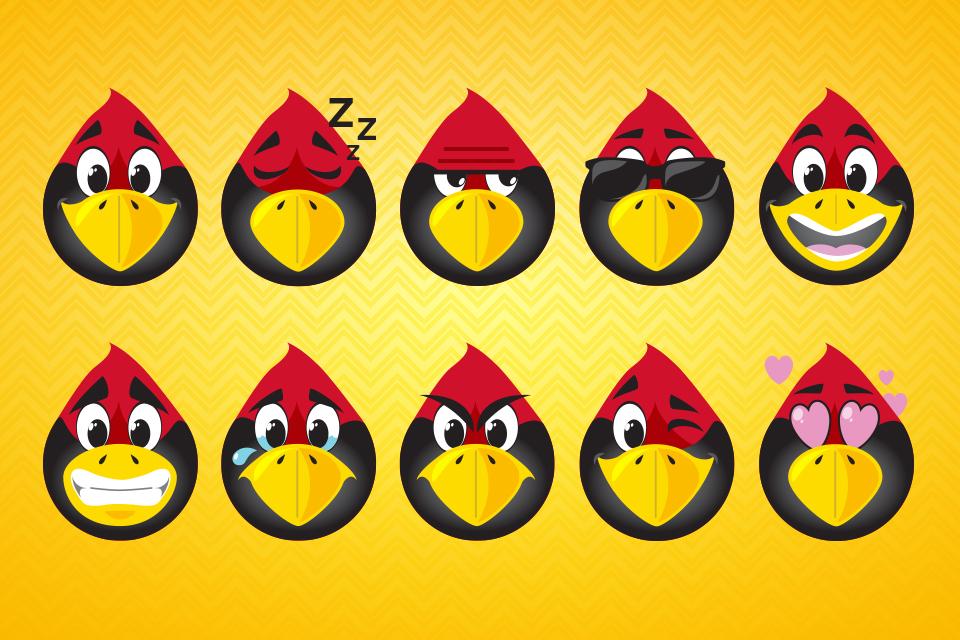 ISU emojis