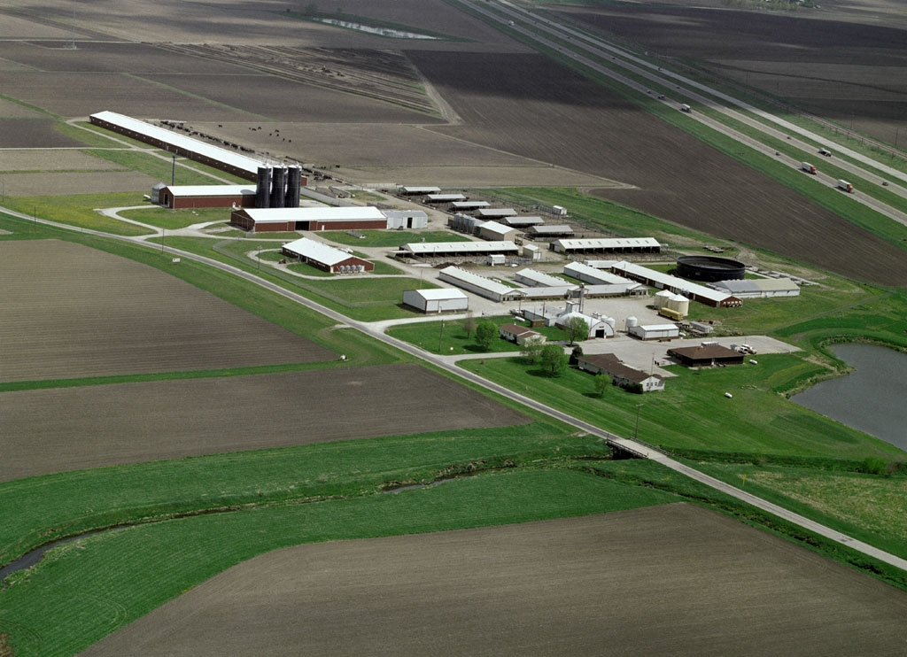 ISU Farm Picture