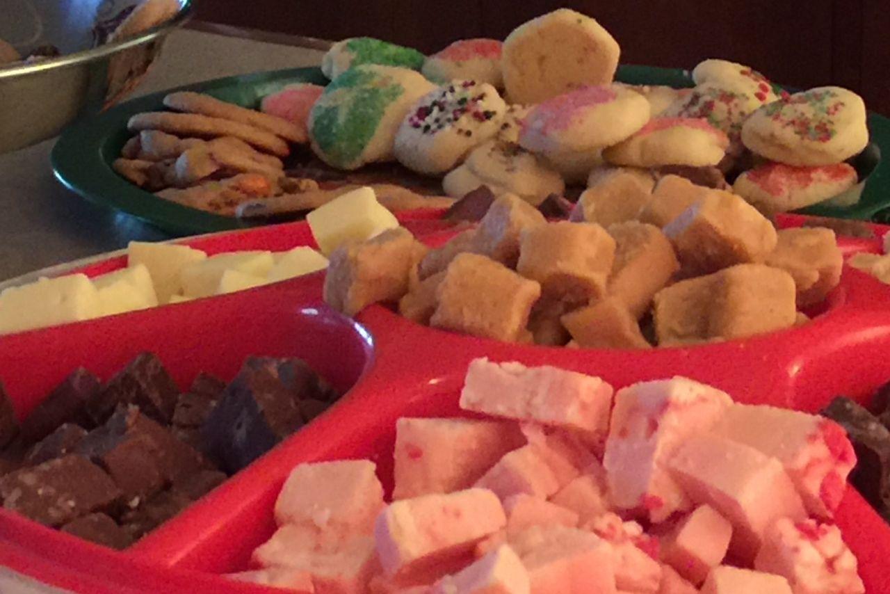 Jan Holiday Cookies