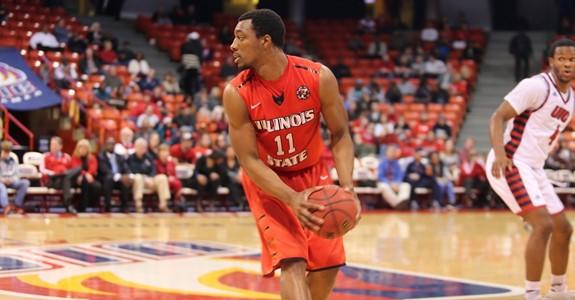 image of Redbird basketball