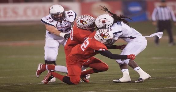 Redbird football vs. Richmond in the Quarterfinals of the FCS