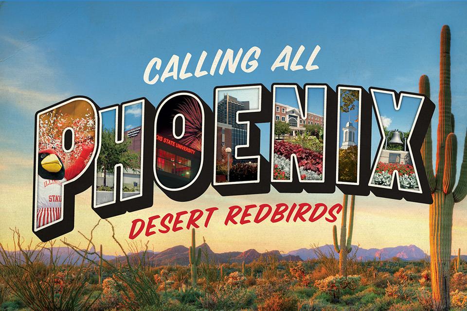 Postcard about Phoenix event