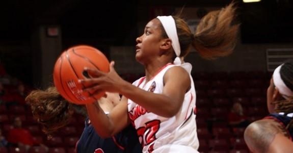 image of women's Redbird basketball