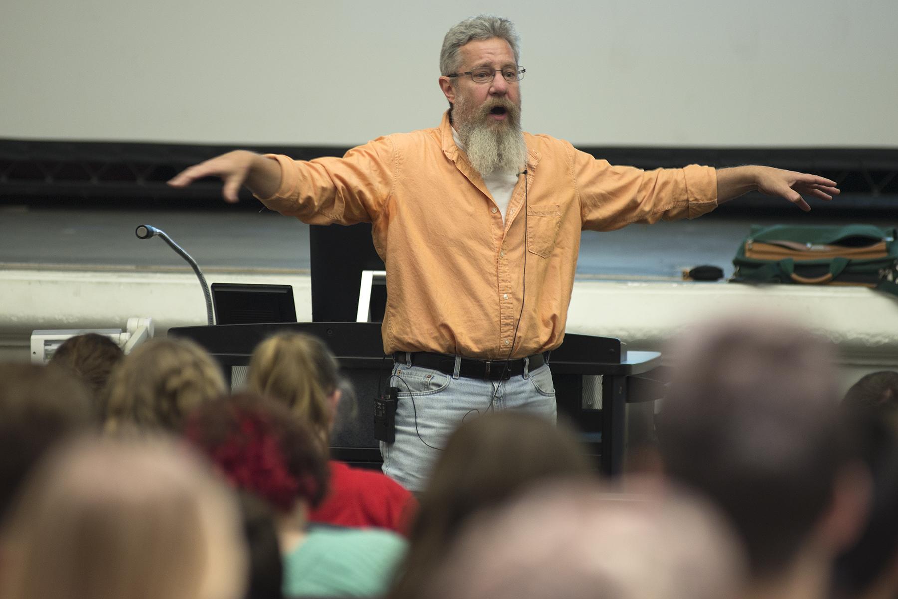 Bill Shields teaches