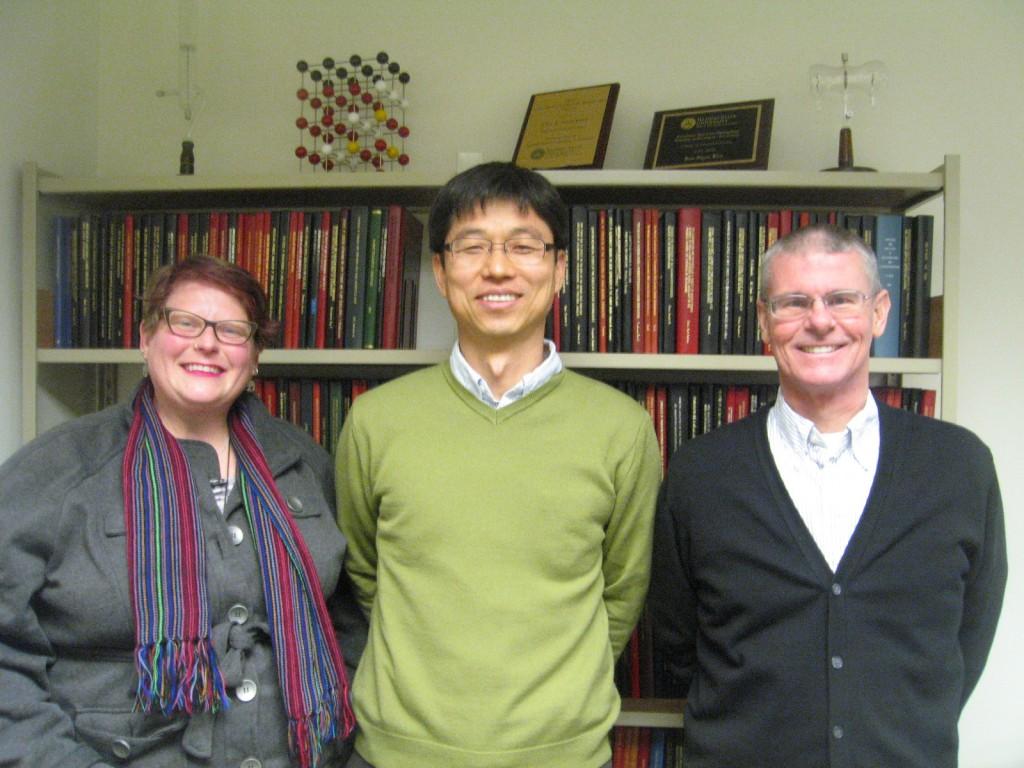 Susan Hildebrant, Jun-Hyun Kim, and Ross Kennedy