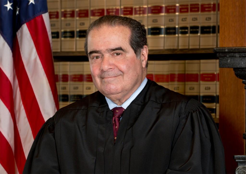 image of Supreme Court Justice Antonin Gregory Scalia