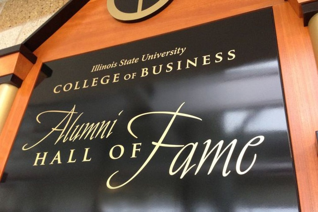 Hall of Fame COB board