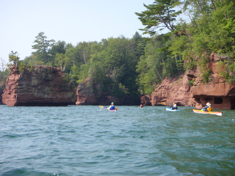 Image of the Lake Superior Rift from Seth Stein.