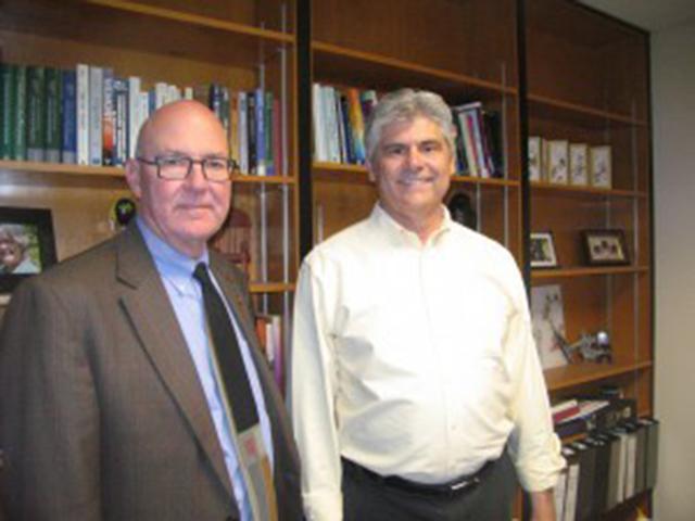 Greg Simpson and James Skibo