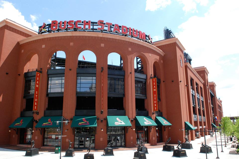 Busch Stadium-baseball stadium