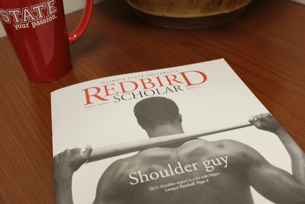 Redbird Scholar cover