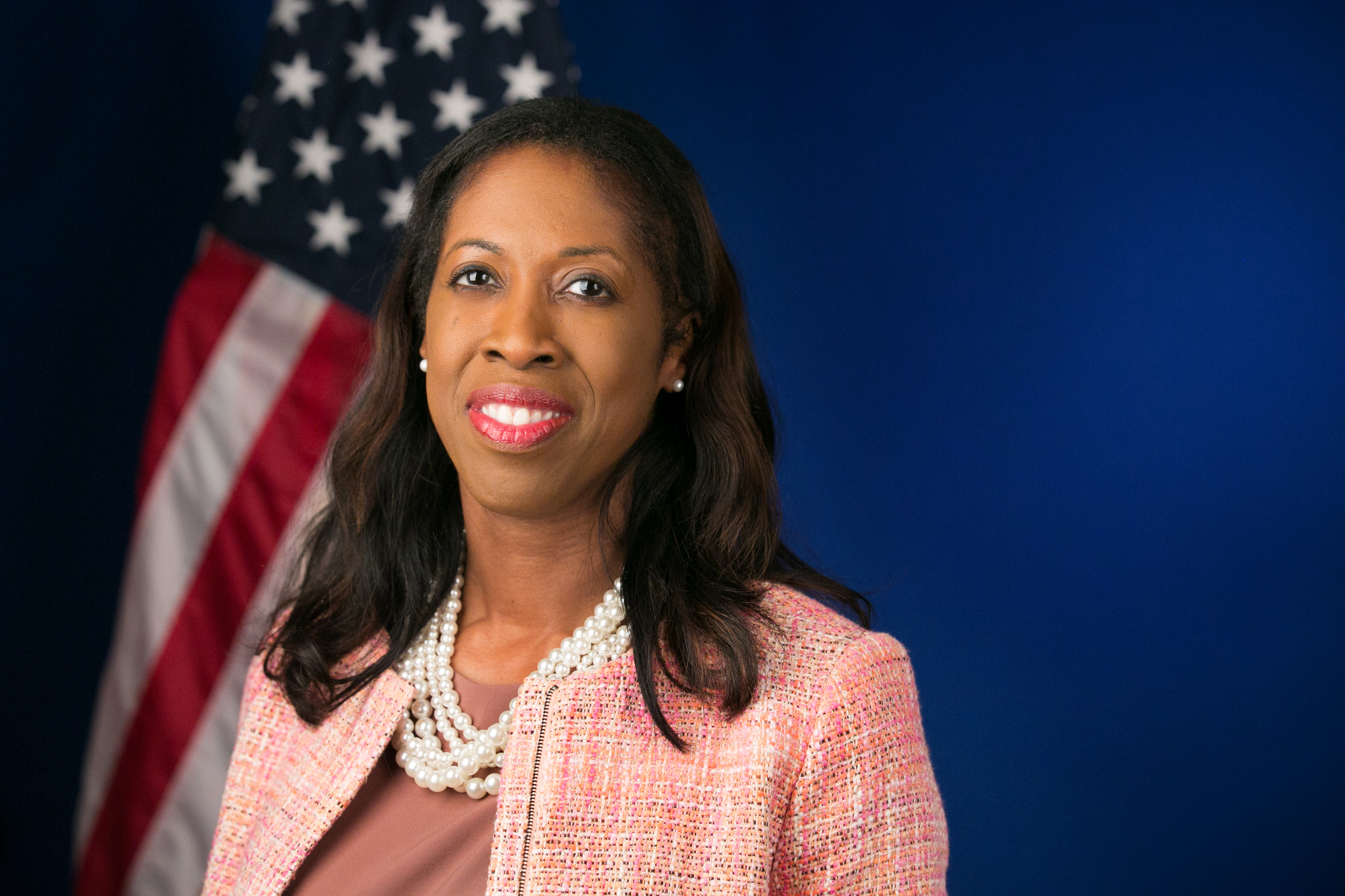 image of Christal Sheppard, director of the USPTO Detroit Office.