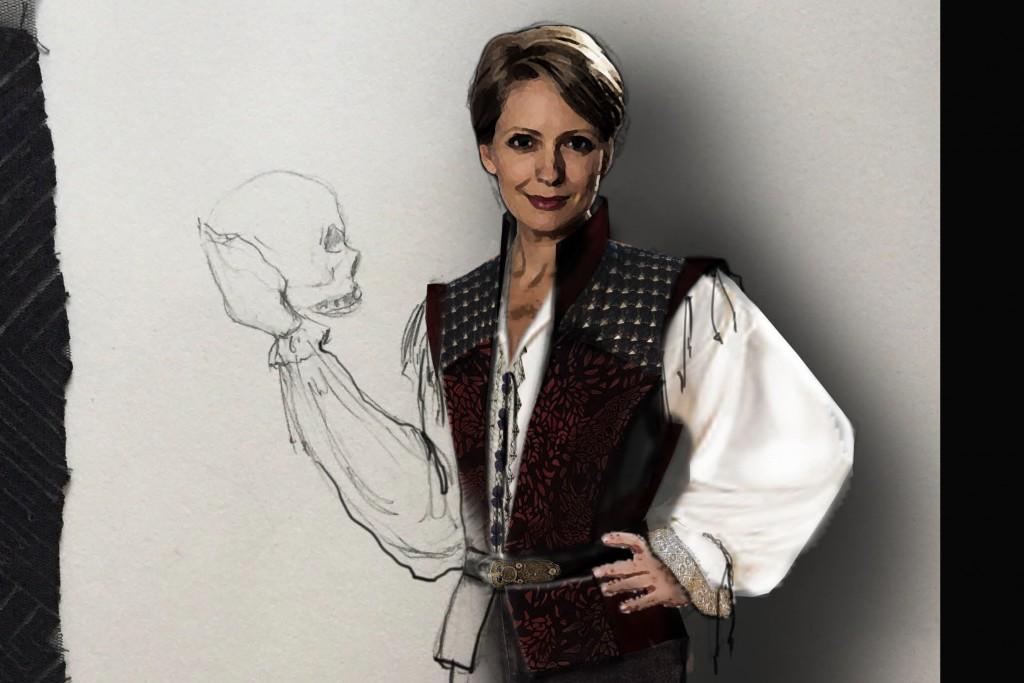 Hamlet Costume