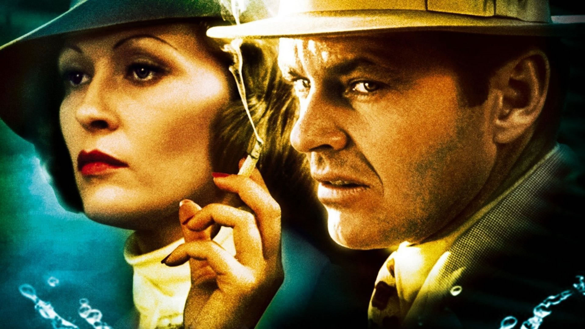 Photo still from Paramount Pictures' movie Chinatown.