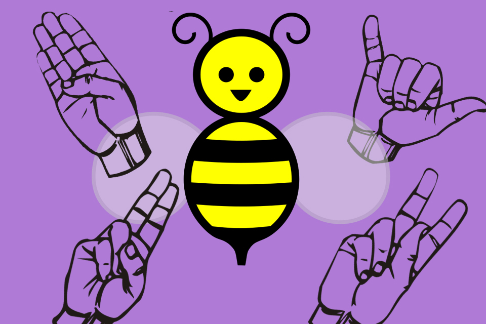 The ITHI FIngerspelling Bee