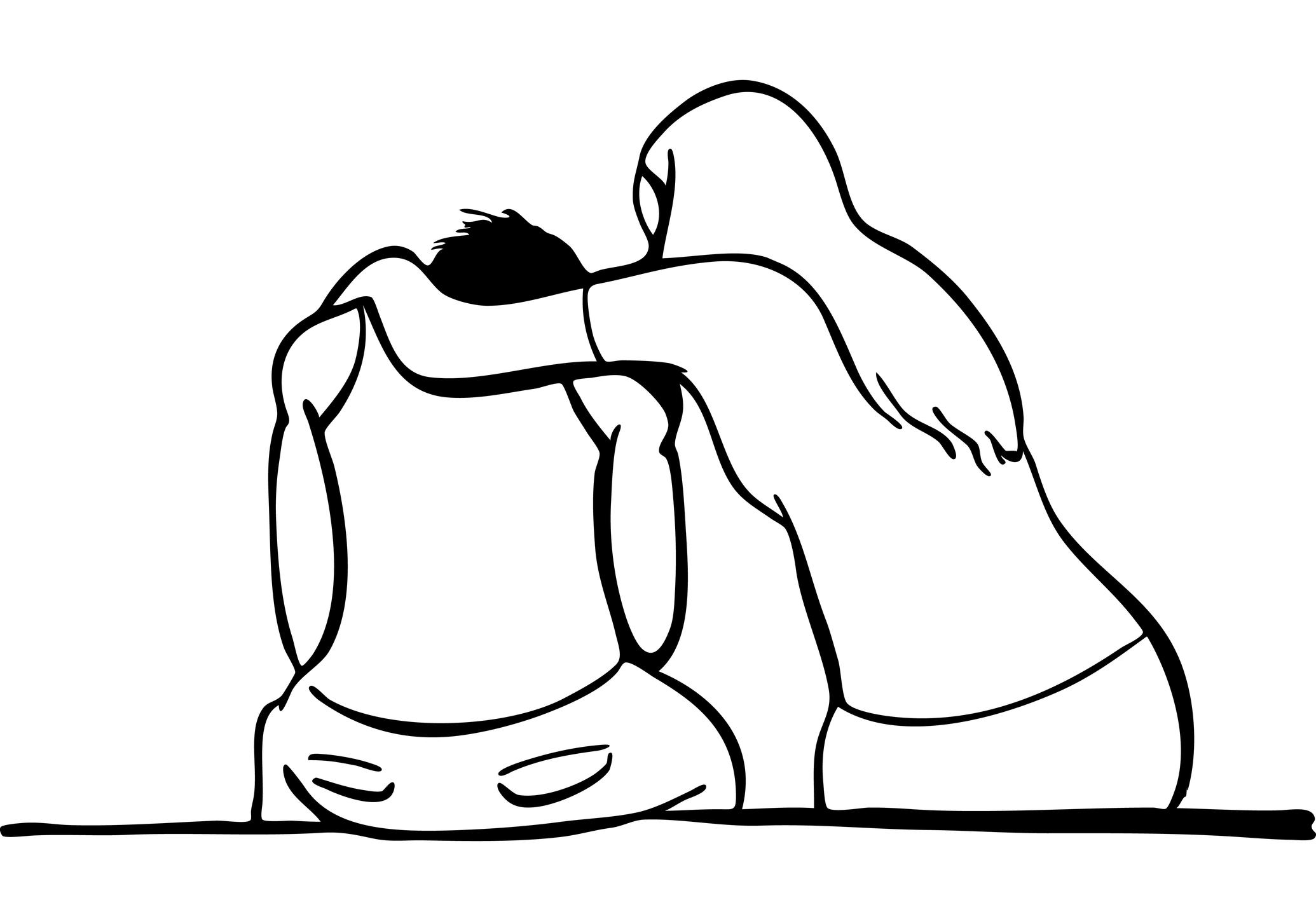 image of comforting