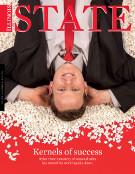 Illinois State Magazine, May 2016.