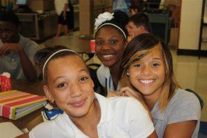 Decatur Public Schools students.