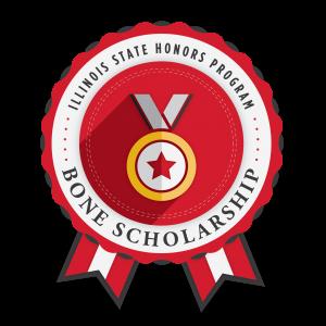 Bone Scholarship badge