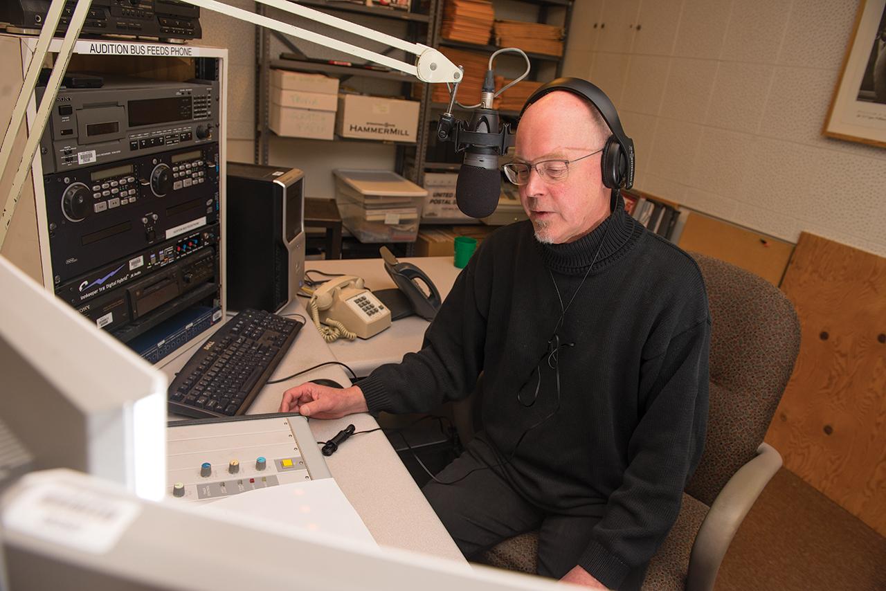 Bruce Bergethon at GLT