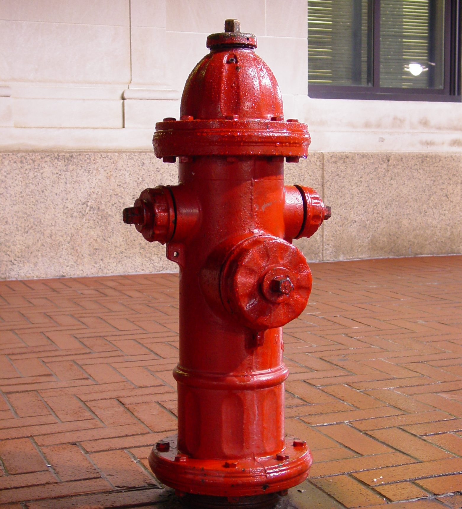 photo of fire hydrant