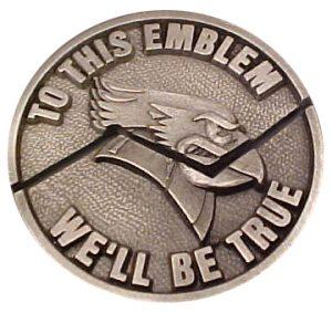 Redbird Medallion