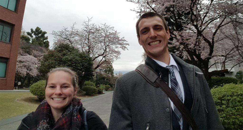 image of Hannah Meyer and Dan Walther