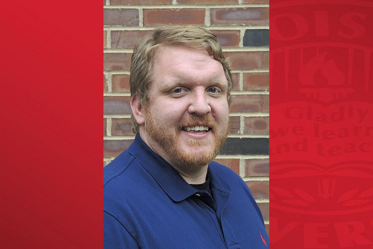 Assistant Professor Philip Mulvey