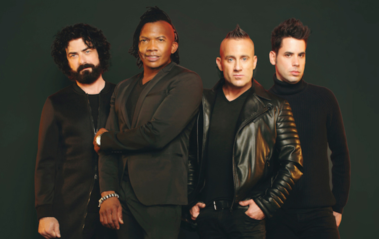Image of Artists from the band Newsboys.