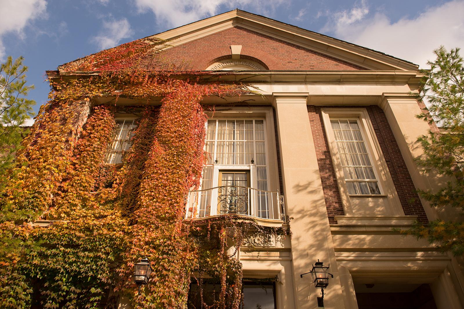 image of Williams Hall on The Quad of Illinois State University