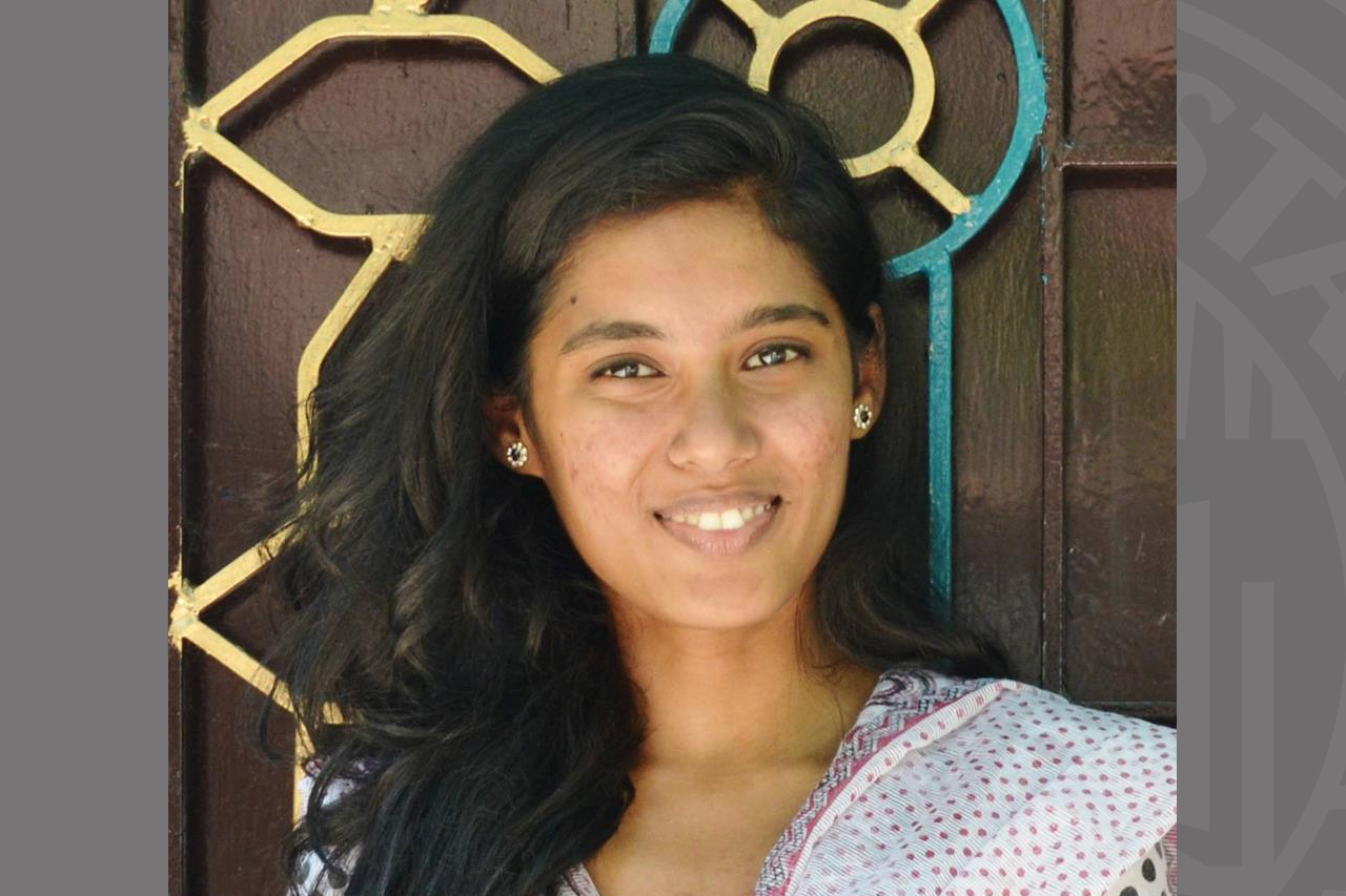 image of Politics and Government graduate student Fahmida Zaman