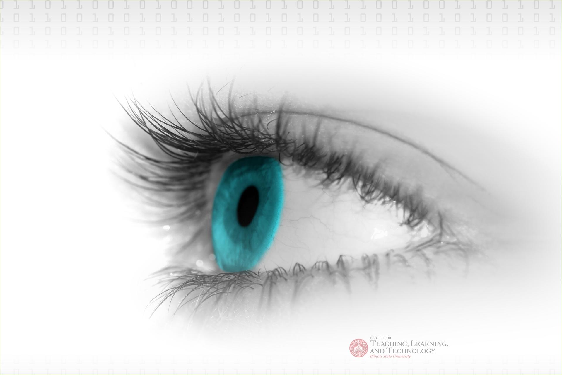 digital; eye