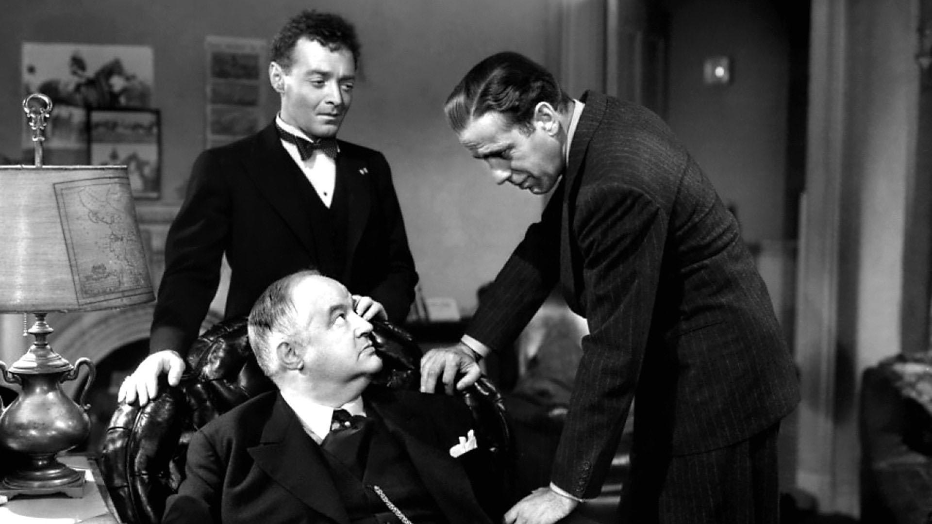 A scene from The Maltese Falcon