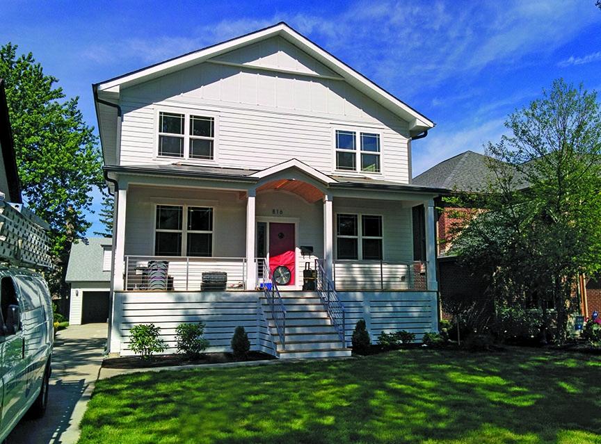 Award-winning home