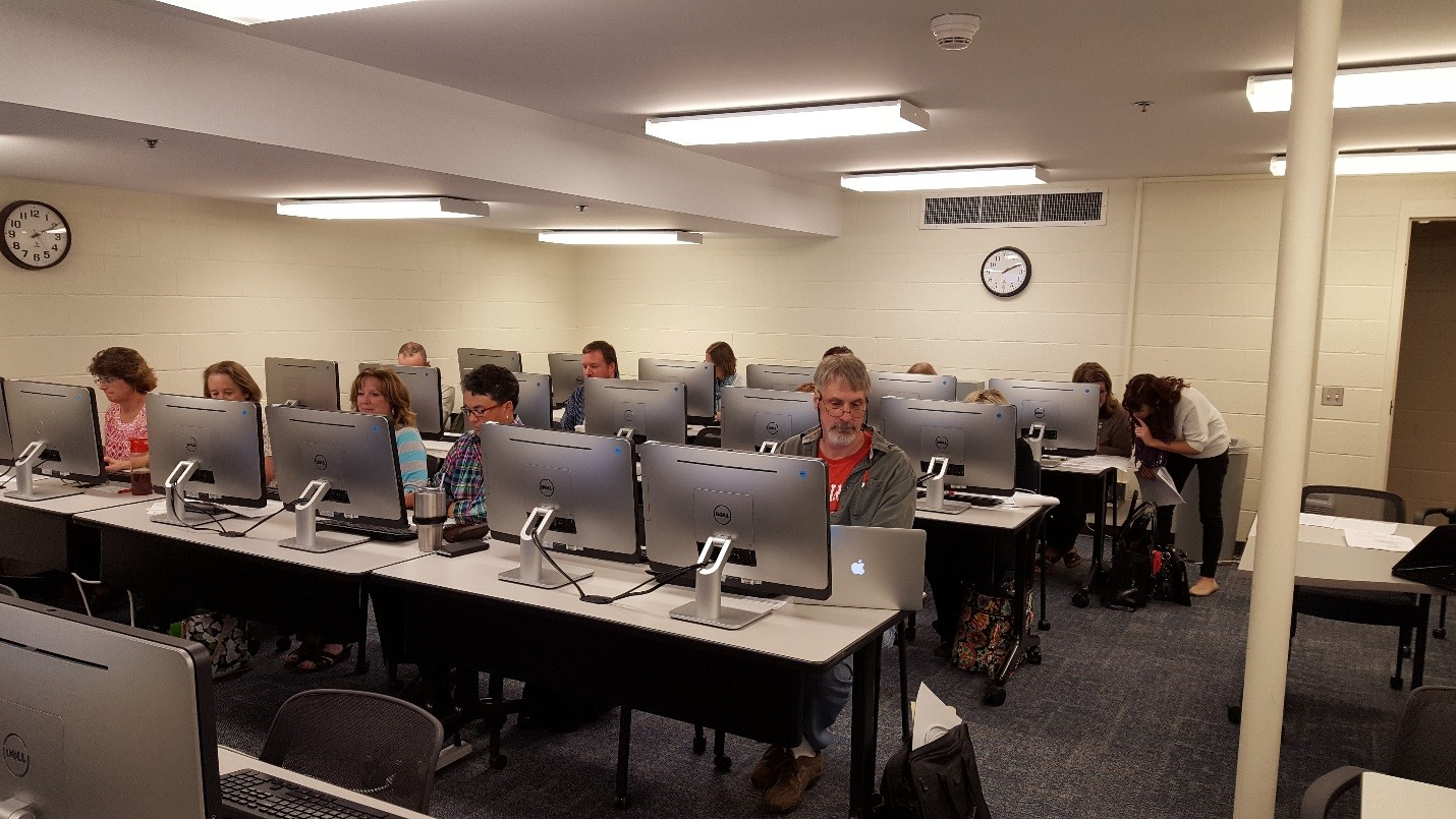 Cognos computer application training