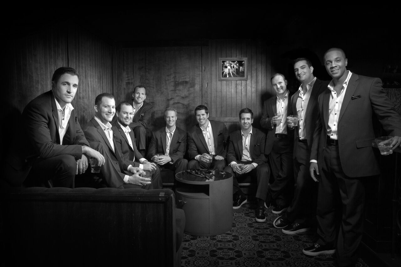 Straight No Chaser band members