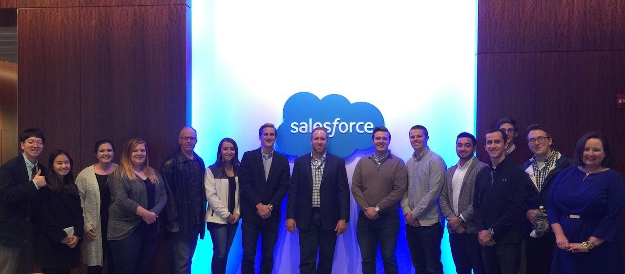 Salesforce Visit