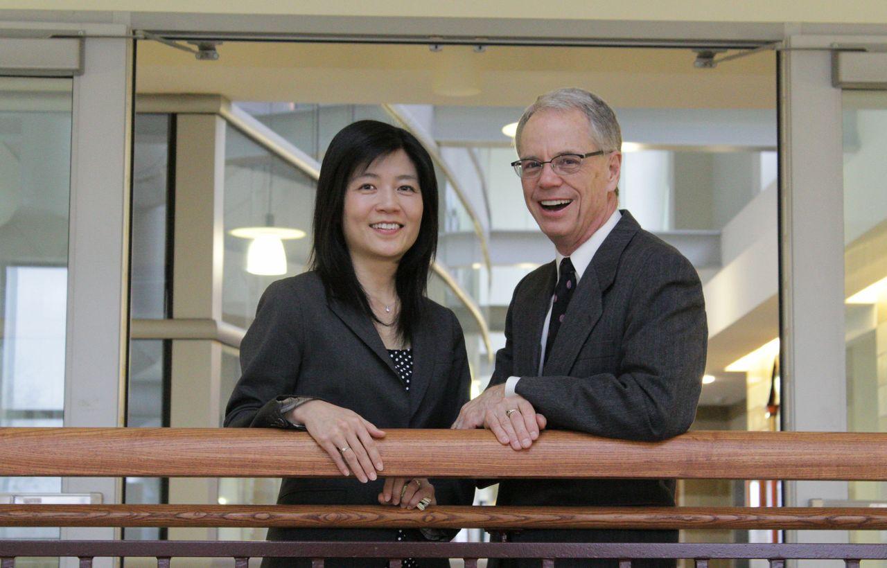 Yu-Luen Ma and Nat Pope