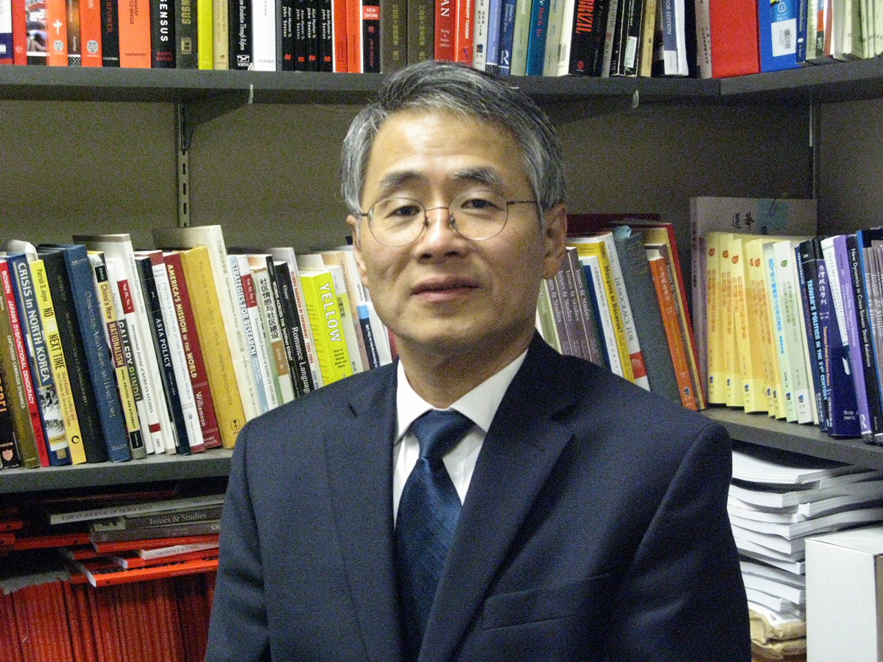 image of Professor of Politics and Government T.Y. Wang