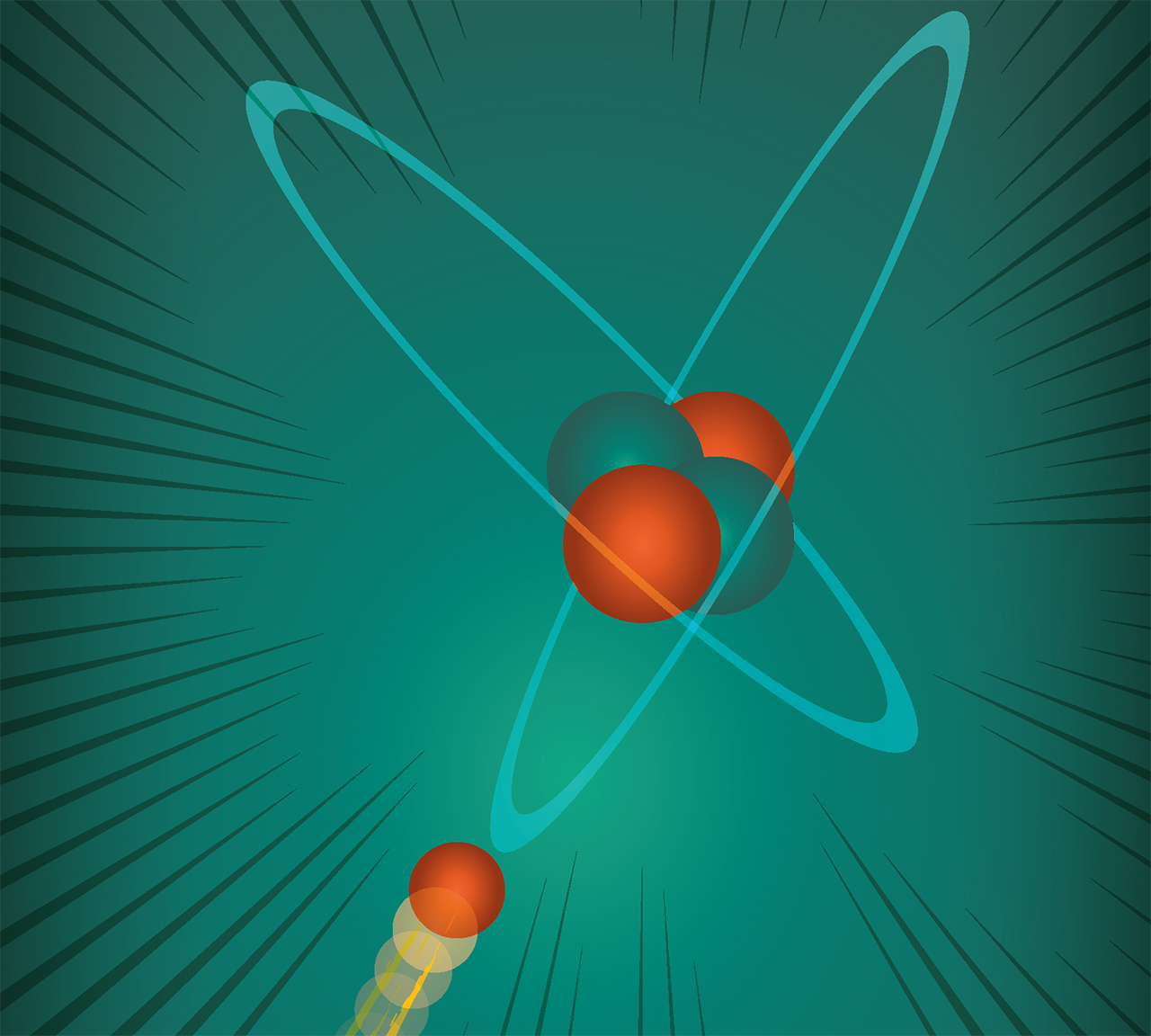 Atom illustration by Sean Thornton