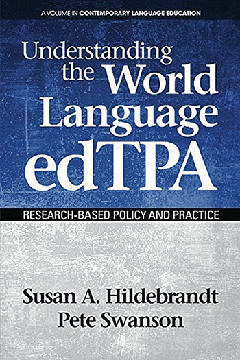 Understanding the World Language edTPA book cover